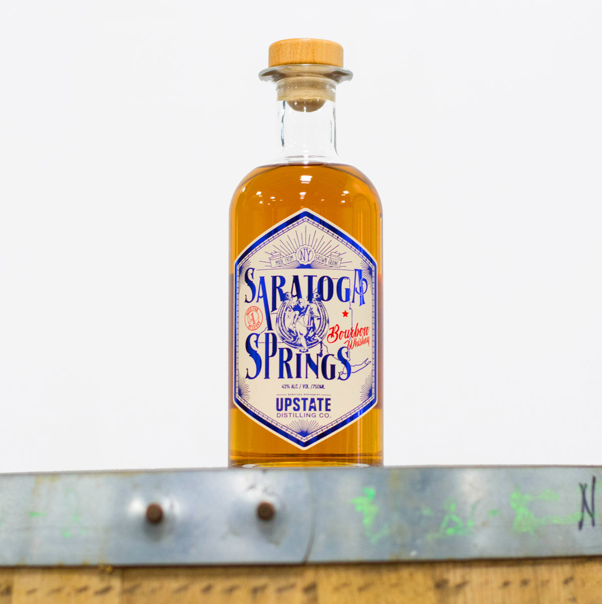 saratoga springs bourbon whiskey